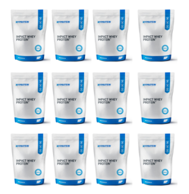 10 bags of MYPROTEIN IMPACT WHEY - <Span>$32!</Span> w/Coupon