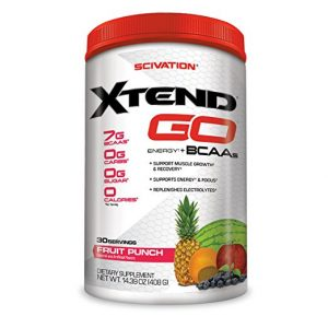 Scivation Xtend GO Energy - Amino Energy