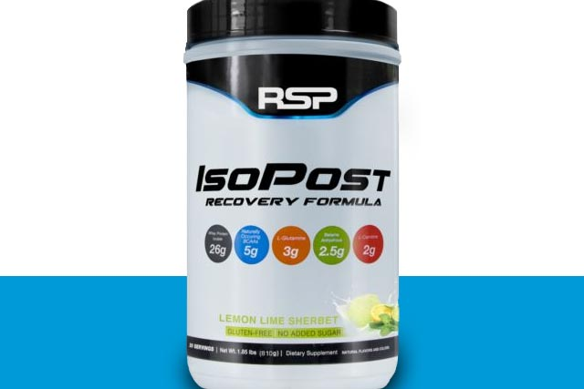 RSP IsoPost