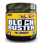 MAN Sports - Blockbuster Pre Workout (30s) - <span>3 for $23.99!</span> ($8/Tub)