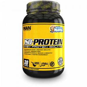 MAN Sports : ISO-Protein