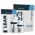 TRANSPARENT LABS  <SPAN>15% OFF Site-Wide</SPAN>