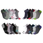 20/Pk Moisture Wicking Sock - <span> $13.99 Shipped </span>