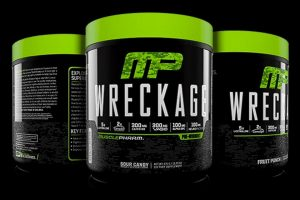 Muscle Pharm : MusclePharm Wreckage