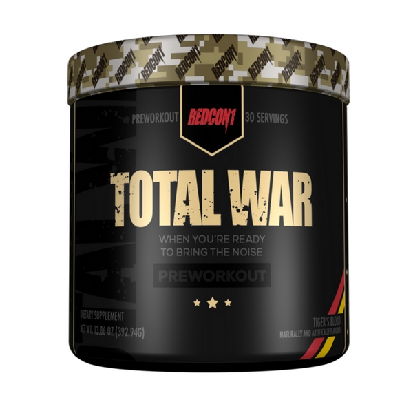 RedCon1 'Total War' Pre-Workout - <span> $19.99EA!</span>