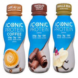 Iconic Protein : Drink