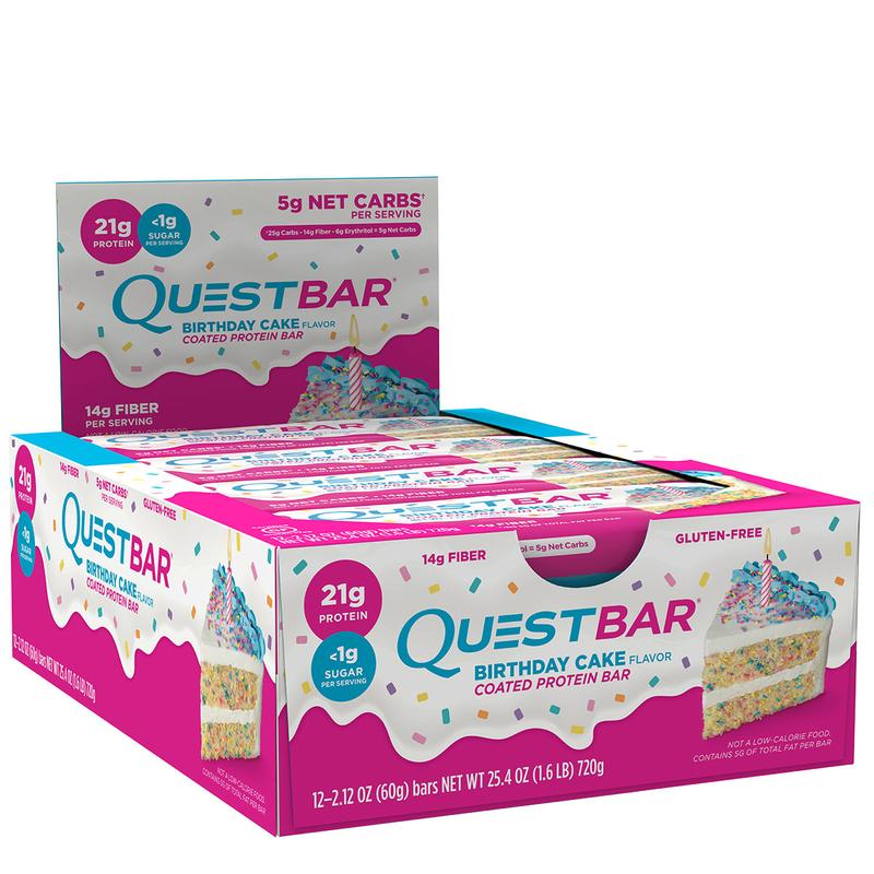 QUEST BARS (All Flavors) - BOGO 50%