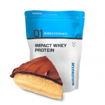 11LB Impact Whey Protein (Salted Caramel) - <span> $45 Shipped</span>