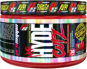 Pro Supps : Mr. Hyde Cutz