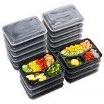 20/pk Meal Prep Containers Set -  <span> $17.99 Shipped</span>