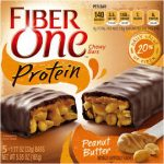 30ct Fiber One Protein Bars - <span> $15.88 Shipped</span> W/Coupon