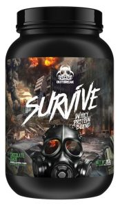 Outbreak Nutrition : Survive Whey Protein Blend