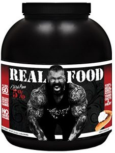 Rich Piana 5% Nutrition : Real Food