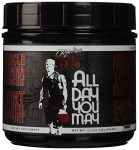 Rich Piana 5% Nutrition ALLDAYYOUMAY