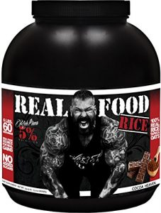 Rich Piana 5% Nutrition : Real Food RICE