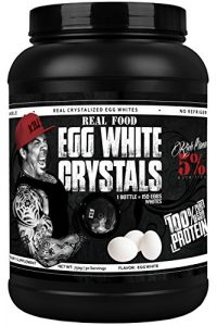 Rich Piana 5% Nutrition : Real Food Egg White Crystals