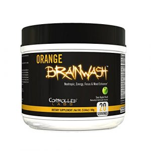 Controlled Labs : Orange Brainwash