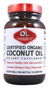 Olympian Labs : Coconut Oil