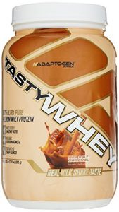Adaptogen Science : Tasty Whey