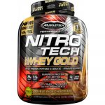 5.5LB MuscleTech Nitro-Tech 100% Whey Gold - <span> $29</span>