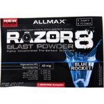 9.5 grams Razor8 Blast Powder - <span> $0.40 </span>