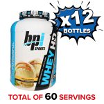 5serv X 12pk -  BPI Whey HD <Span> $23.99 </span> w/Supplement Hunt Coupon