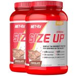 6LB MET-Rx Xtreme size up - <Span> $19.99 </span> w/Supplement Hunt Coupon