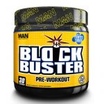 Man Blockbuster - <span> $14.99ea</span> w/Campus Protein Coupon