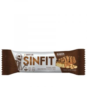 Sinister Labs : SinFit Protein Bars