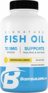 Bodybuilding.com : Fish Oil