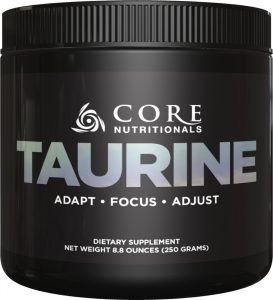 Core Nutritionals : Taurine