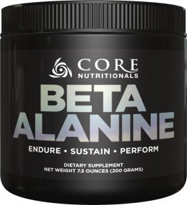 Core Nutritionals : Beta Alanine
