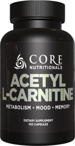 Core Nutritionals : Acetyl L-Carnitine