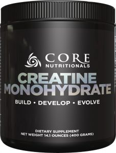 Core Nutritionals : Creatine Monohydrate