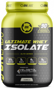 BN Labs : Ultimate Whey Isolate