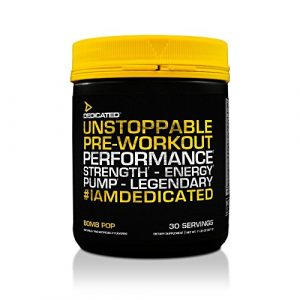 Dedicated Nutrition : Unstoppable
