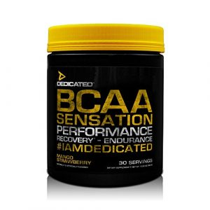 Dedicated Nutrition : BCAA Sensation