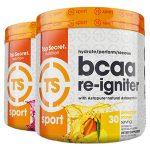 BCAA Top Secret Nutrition - <Span> $8.99EA </span> w/Supplement Hunt Coupon