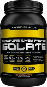 Kaged Muscle : KAGED Muscle Whey Protein Isolate