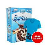 1.6LB Isolicious Protein + Free T-shirt -  <span> $16.99 </span> w/Coupon
