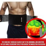 Zszbace Thermogenic Waist Trimmer Belt - <span> $11 Shipped </span>
