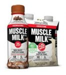 12/pk Muscle Milk Original Protein Shake - <Span>$11 Shipped </span>