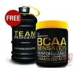 Dedicated Nutrition BCAA Sensation + Bro Jug - <span>$28</span>