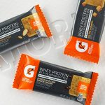 Gatorade Whey Protein Bars (Box of 12) - <span> $9 Shipped </span>