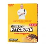Chef Robert Irvine's FIT Crunch Baked Bars - All Flavors <span>$18/ Box Shipped!</span>