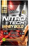 8LB Muscletech Nitro Tech 100% Whey Gold - <SPAN>$21</Span>