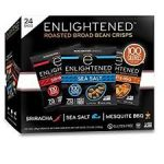 24/pk Enlightened Plant Protein Snack - <span> $12 Shipped </span> w/Coupon