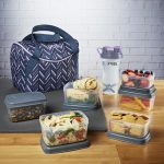 Jaxx FitPak Meal Prep Bag Mini Tote - <span> $14.80 </span> (inc all accessories)