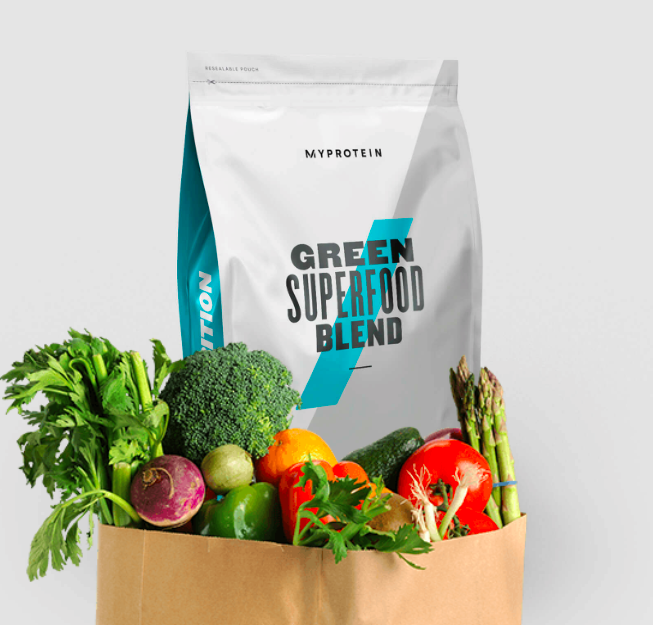 Green Superfood Blend (33s)- <span>$13.99</span>