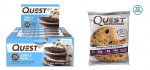 Quest Bars & Cookies (Box OF 12) - All Flavors <span>$15.5 / Box!</span>